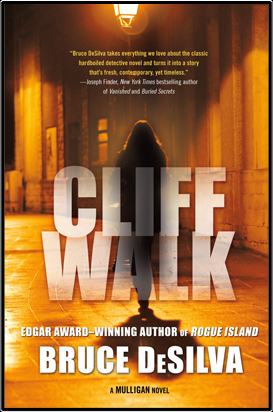 cliff walk by Bruce Desilva